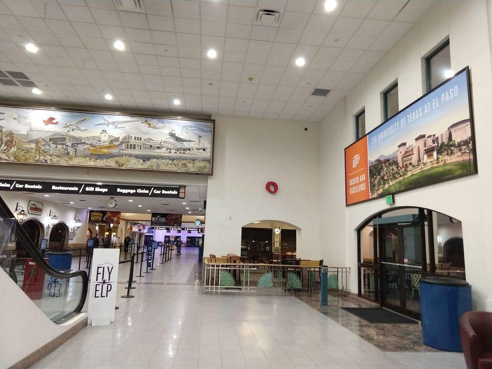 El Paso International Airport - ELP