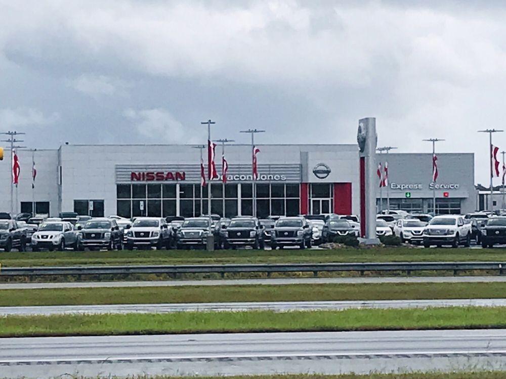 Deacon Jones Goldsboro Nc >> Deacon Jones Nissan Car Dealers 3305 Mclain St