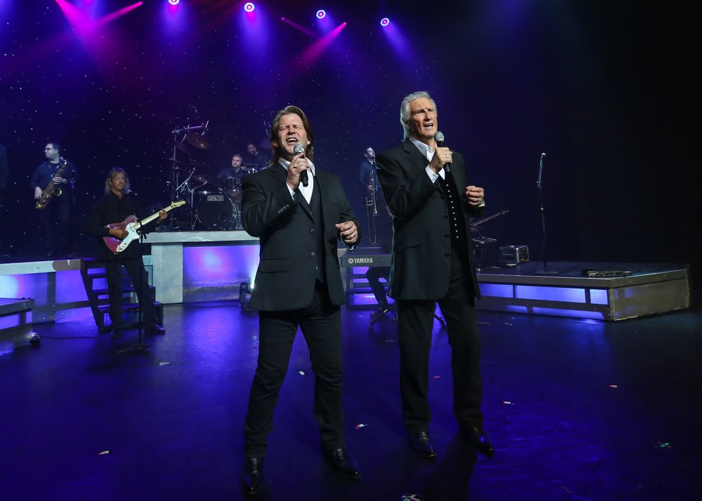 Righteous Brothers - Temporarily Closed