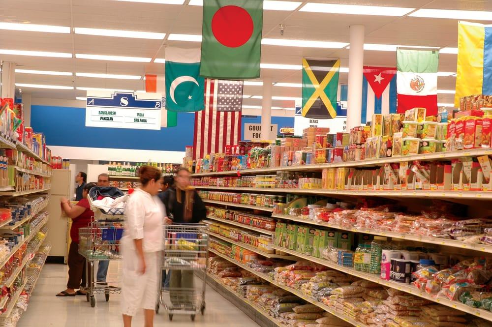 Global Foods Market Mo