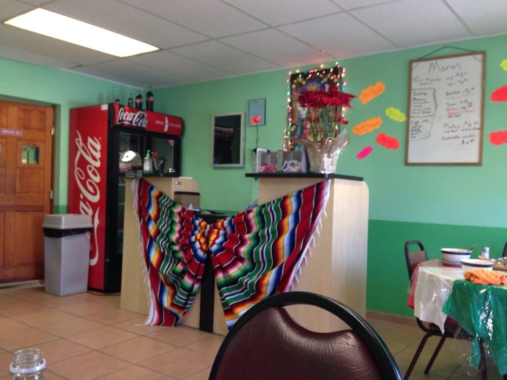 Maria's Mexican Restaurant: 204 N Main St, Ulysses, KS