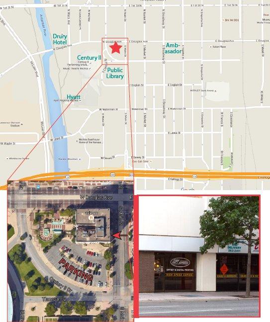 Copy Express Printing Services 111 S Main St Wichita Ks Phone Number Yelp