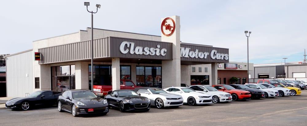 Classic Motor Cars - (New) 10 Photos - Car Dealers - 5727