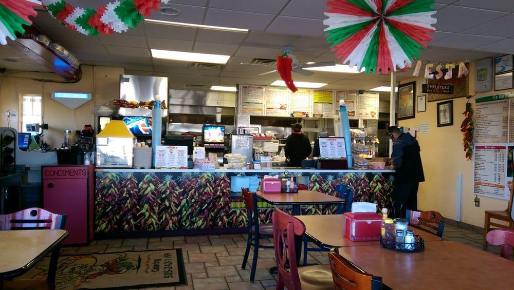 Mexican Restaurant San Mateo Albuquerque
