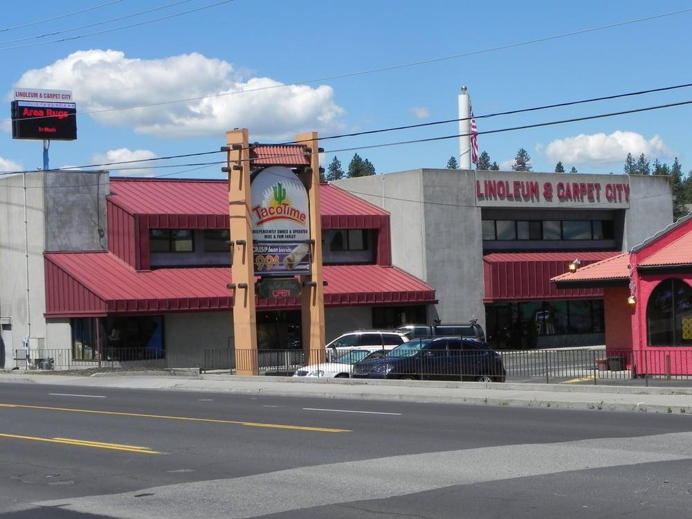 Linoleum & Carpet City: 1426 W Francis Ave, Spokane, WA