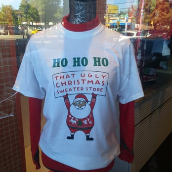 That Ugly Christmas Sweater Store - 20 Photos - Pop-up Shops ...
