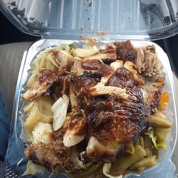 Photo Of Aunt Daisy S Caribbean Kitchen Baltimore Md United States Lunch Special