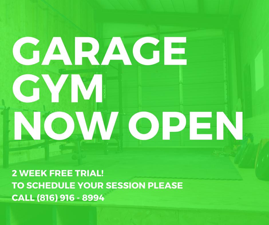 The garage gym valmentajat se douglas st lee s