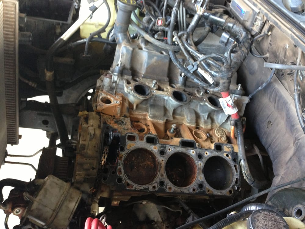 2004 ford explorer trac 4 0 engine for  2004  tractor