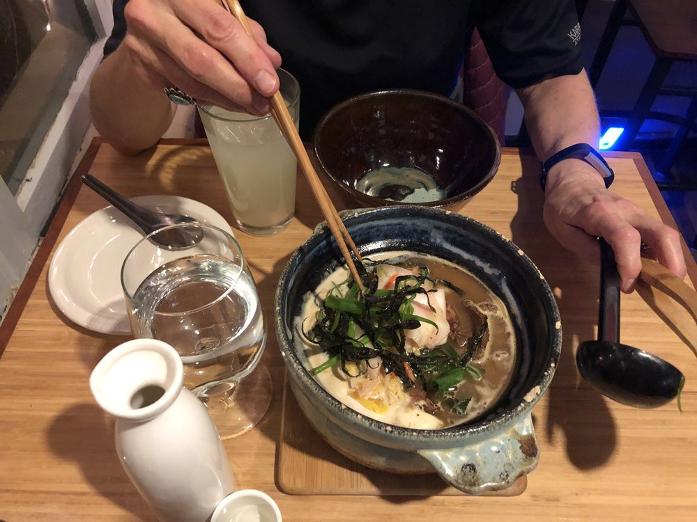 Donabe Asian Kitchen: 133 Paseo Del Pueblo Norte, Taos, NM