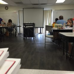 Photo of Mike Russ Financial Training Centers - Anaheim, CA, United States.  Chairs