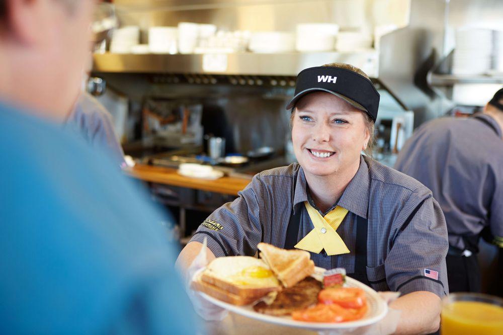 Waffle House: 130 W Church St, Batesburg, SC