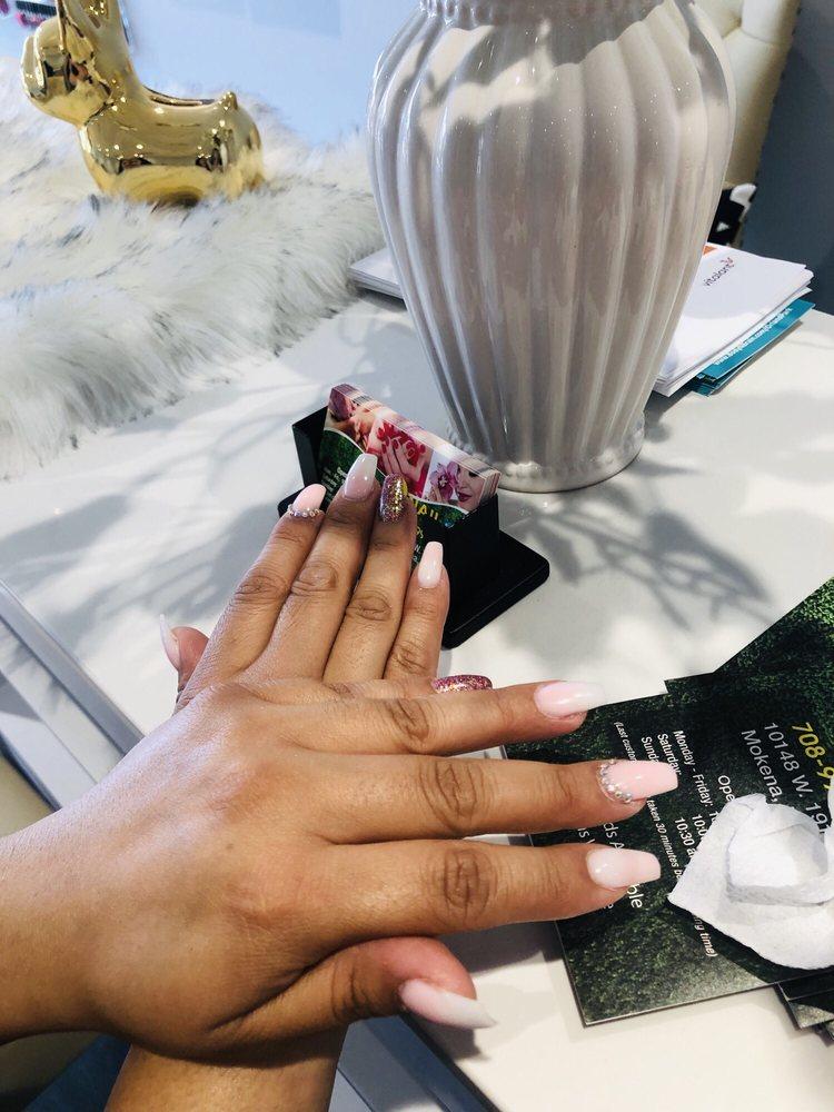 O nail studio: 10148 191st St, Mokena, IL