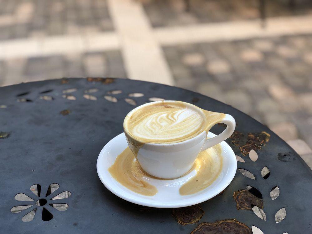 Foundation Coffee: 1607 North Franklin St, Tampa, FL