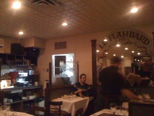 Restaurant Le Flambard