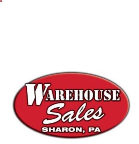 Warehouse Sales: 200 W Silver St, Sharon, PA