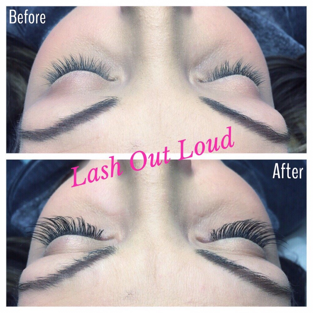 Lash Out Loud Eyelash Extensions Eyelash Service 755 N Peach Ave