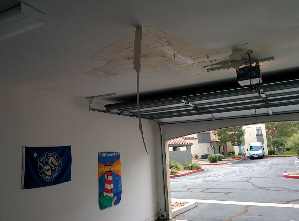 Photo Of Parkway Townhomes Henderson Nv United States Ceiling Saturated And Falling