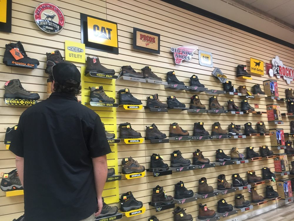 Stockton Auto Mall >> Joe Hassan's Clothing - 27 Reviews - Shoe Stores - 100 N ...