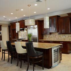 Photo Of Lu0026T Kitchen And Bath   Jacksonville, FL, United States. Mahogany