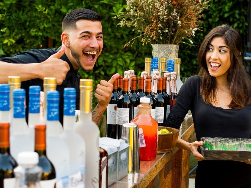 how to become a bartender in california