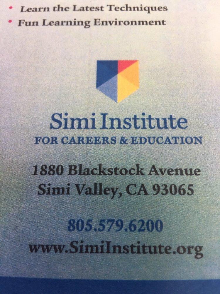 Simi Institute for Careers and Education - 12 Reviews - Vocational ...