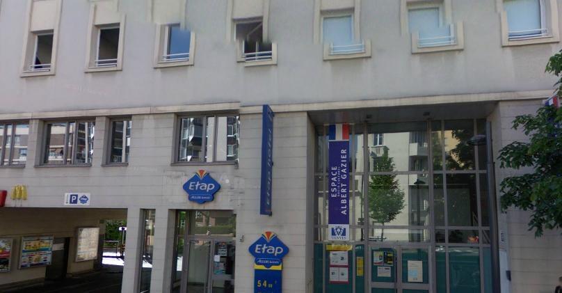 Espace gazier 110 rue jean bleuzen