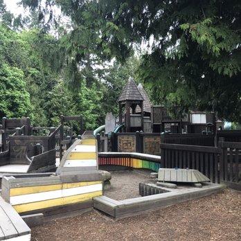 Saint Edward State Park - 14445 Juanita Dr NE, Kenmore, WA