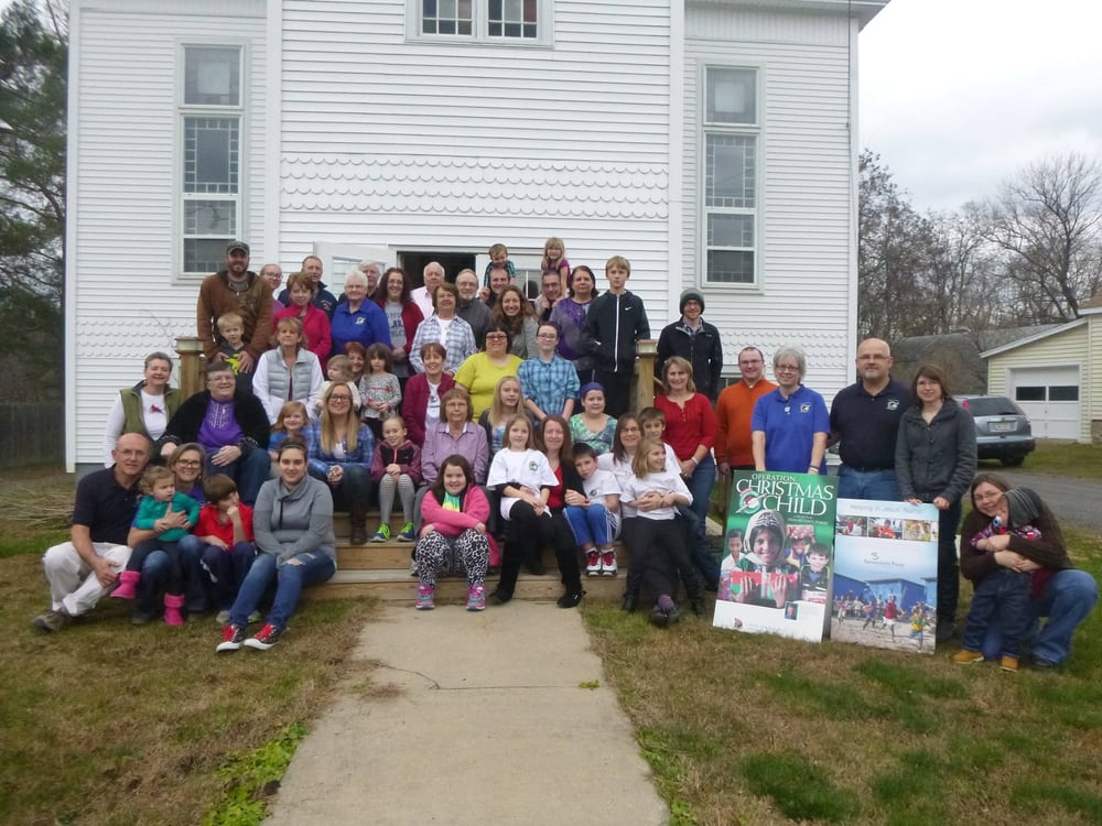 Victory Baptist Church: 601 NY Rt 11C, Winthrop, NY