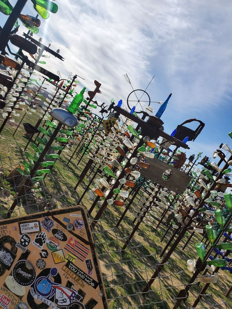 Elmer's Bottle Tree Ranch: 24266 National Trails Hwy, Oro Grande, CA