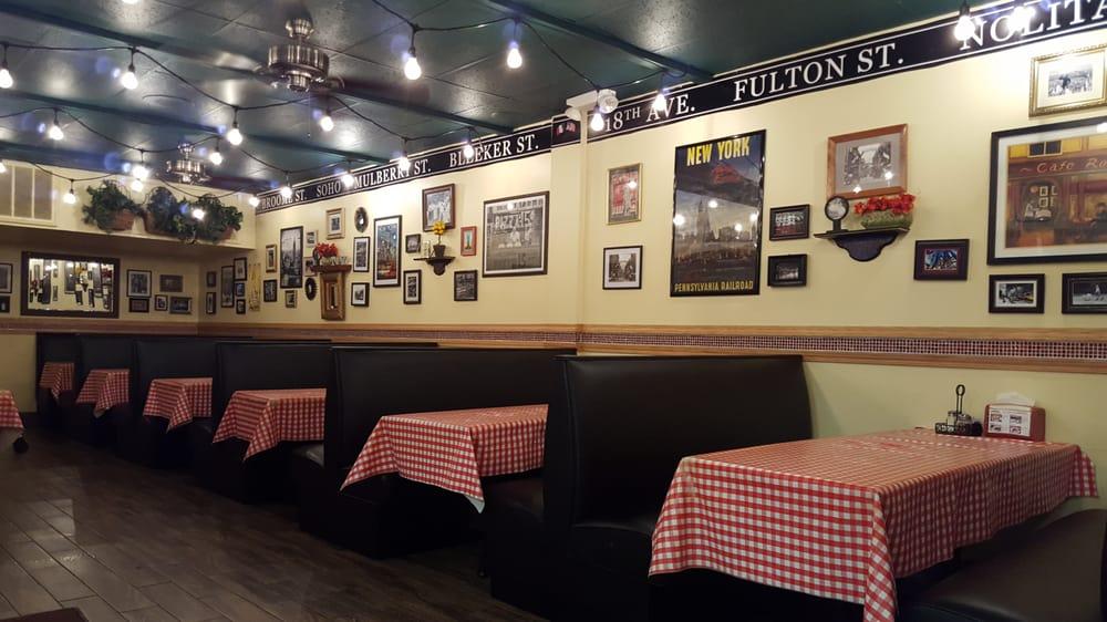 Little Carmine S Ny Pizza Kitchen Severna Park Md