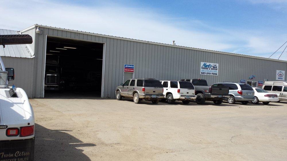 Mark's Auto Repair: 1566 Rowe Ave, Worthington, MN