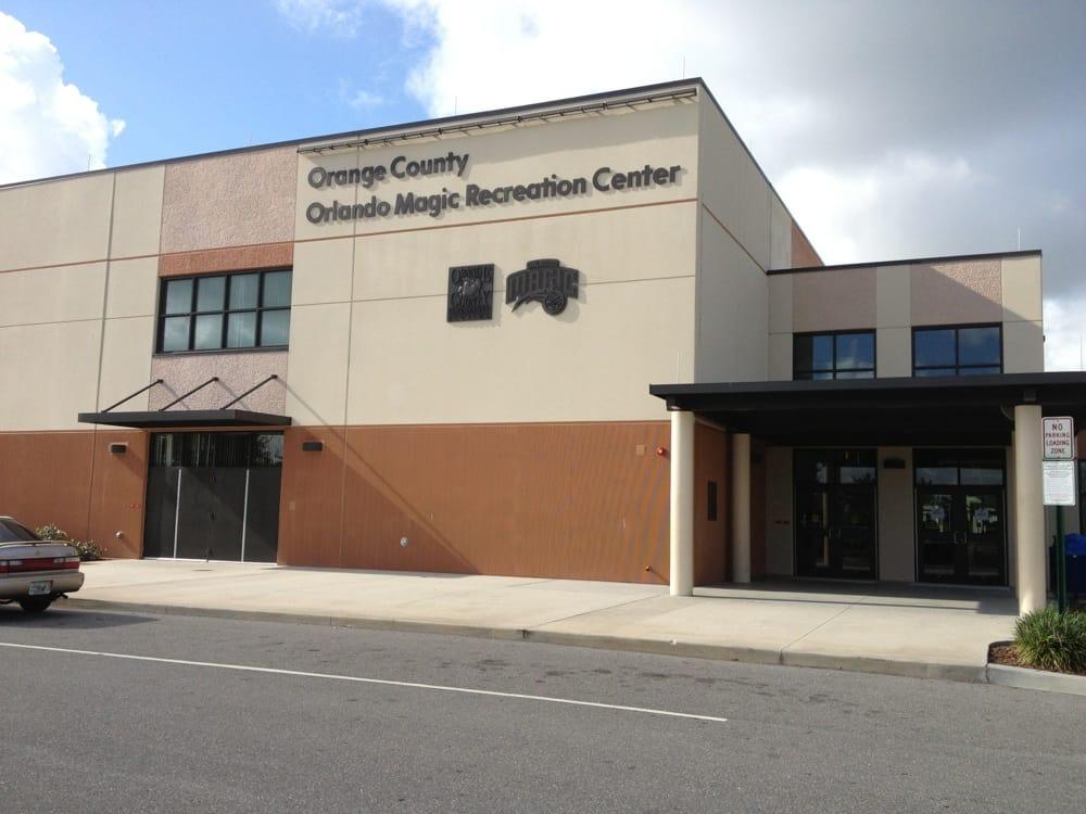 Orange County Orlando Magic Recreation Center