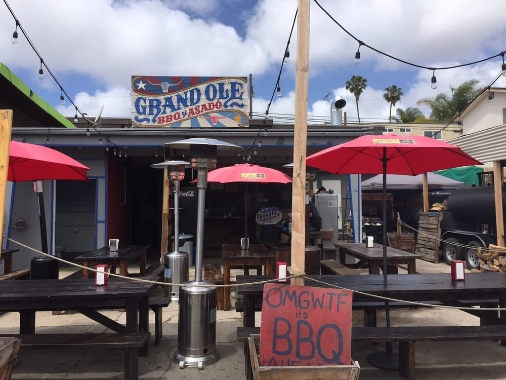 Peek Inside East County's New Barbecue Wonderland - Eater ...