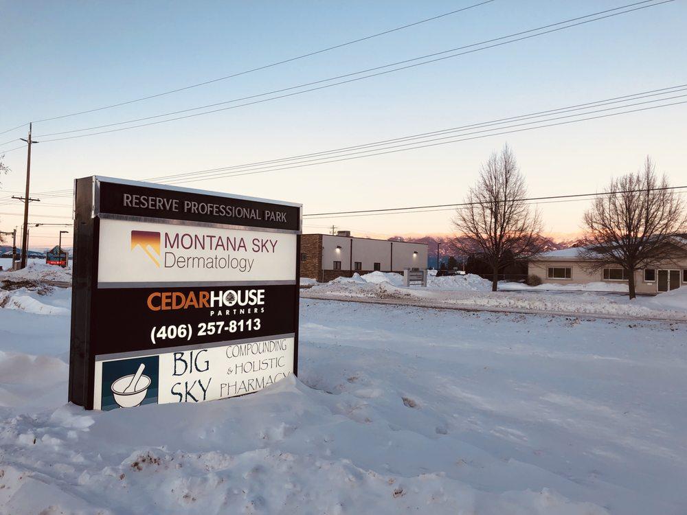 Montana Sky Dermatology: 1600 Whitefish Stage Rd, Kalispell, MT