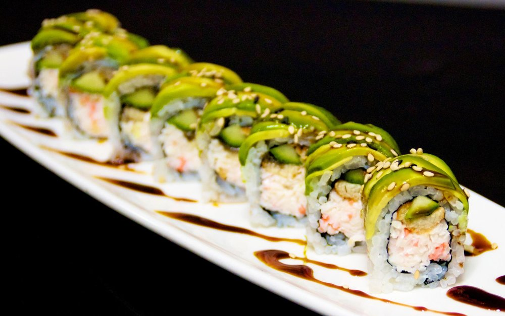 Goody's Sushi & Grill: 2424 Hoover Ave, National City, CA