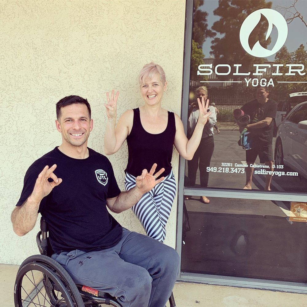 SolFire Yoga