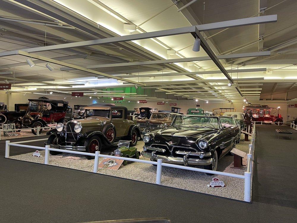 Museum of Automobiles: 8 Jones Lane, Morrilton, AR