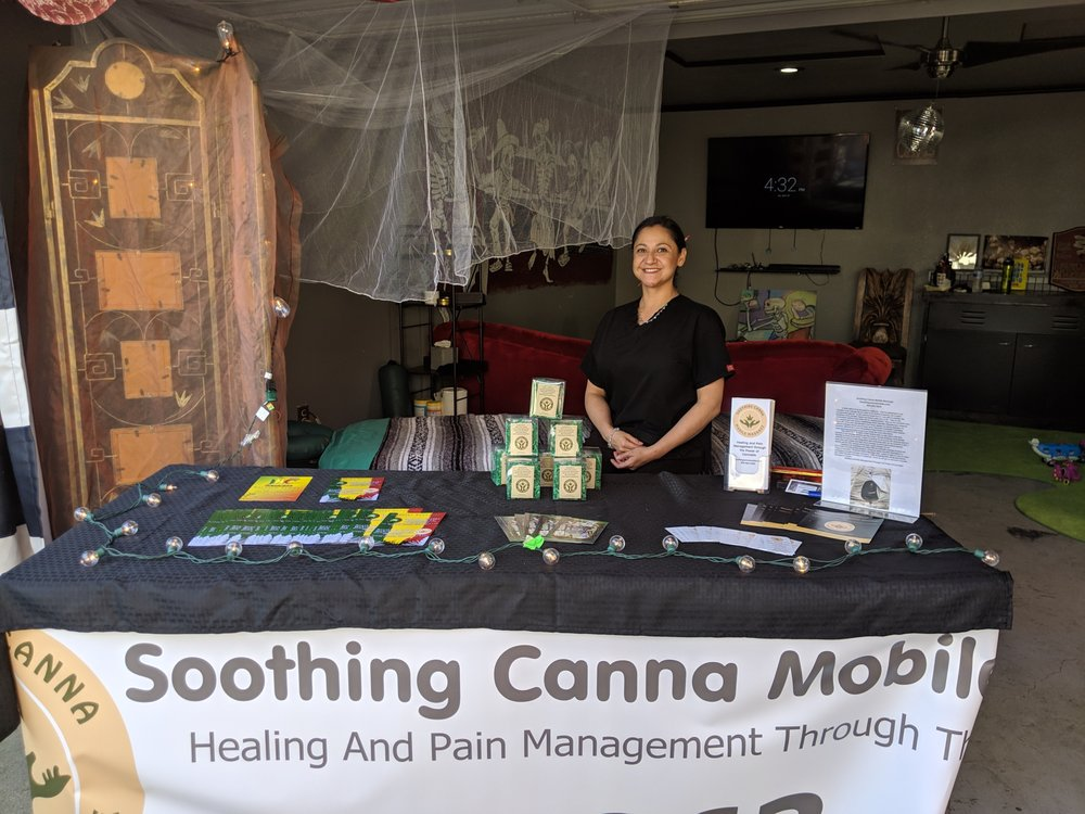 Soothing Canna Mobile Massage: Big Bear Lake, CA