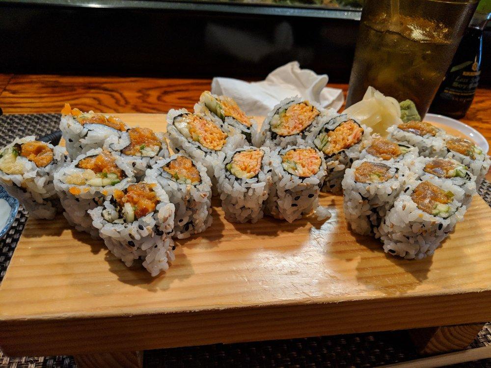Maru Korean Cuisine & Sushi: 128 Maple Ave W, Vienna, VA