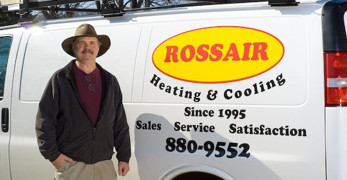 Rossair Heating & Cooling: 9700 Welch Cir SE, Huntsville, AL