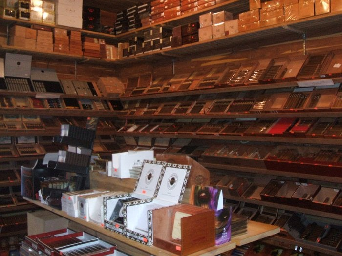 Le Cigar Emporium: 22263 Michigan Ave, Dearborn, MI