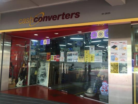 Cash converter ang mo kio