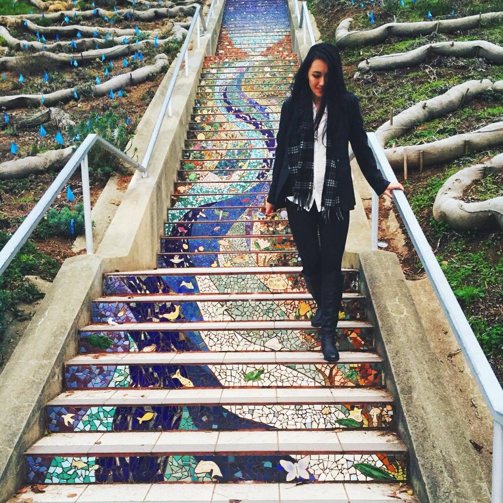 Steps Are So Pretty!