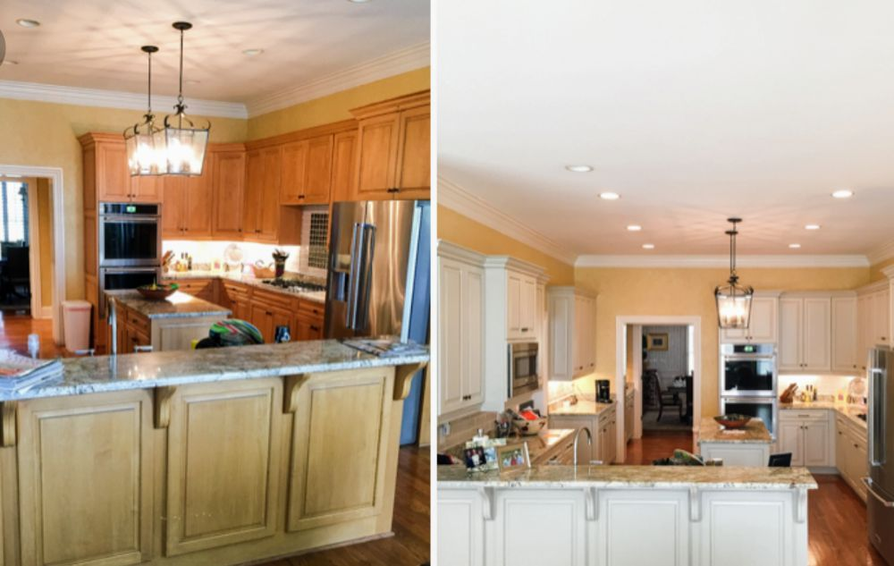 Kitchen Cabinets Include A No Fault Warranty Yelp