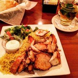 Dawali Mediterranean Kitchen Menu