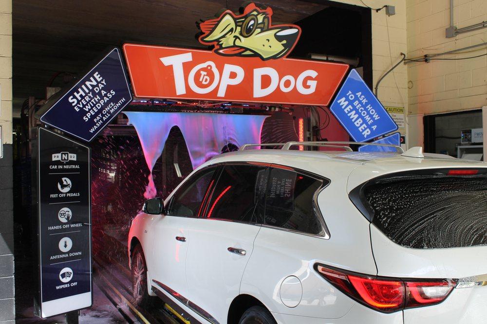 Top Dog Express Car Wash: 1405 S Semoran Blvd, Orlando, FL