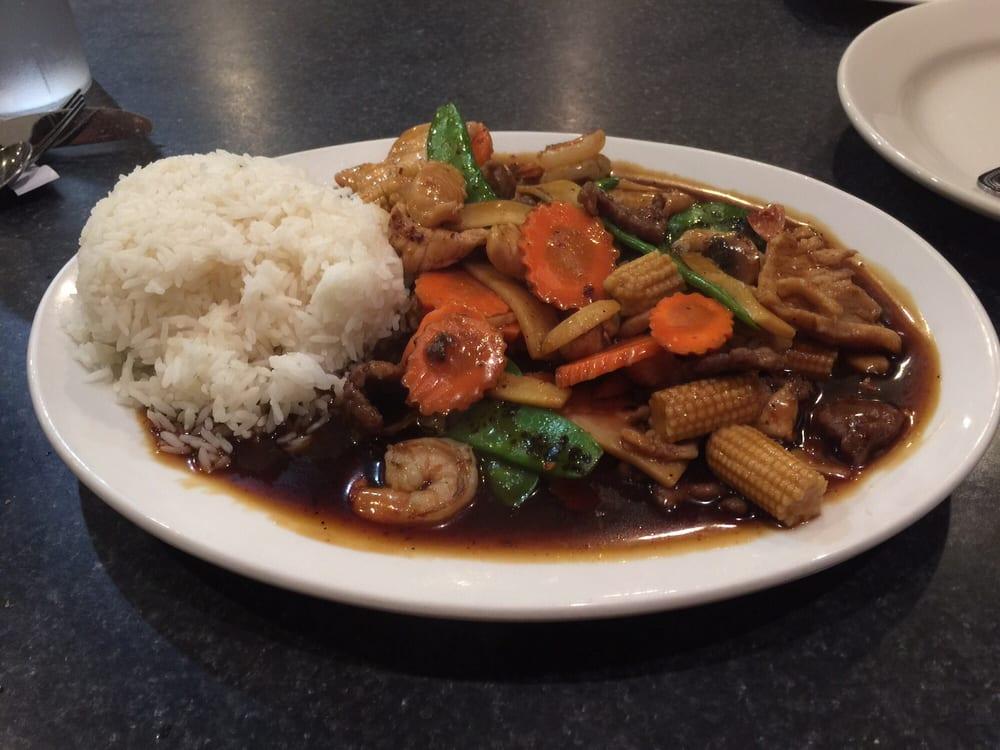 Thai Cafe Menu Howell