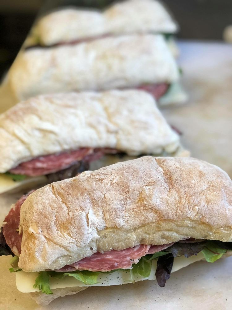 The Deli Up: 6701 Greenleaf Ave, Whittier, CA