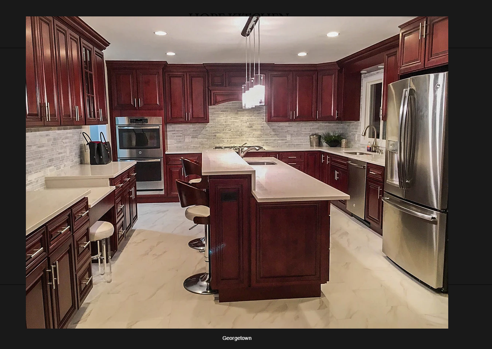 Hope Kitchen Cabinets &